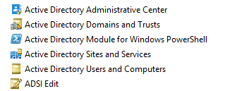 How to install the Remote Server Administration Tools (RSAT) on