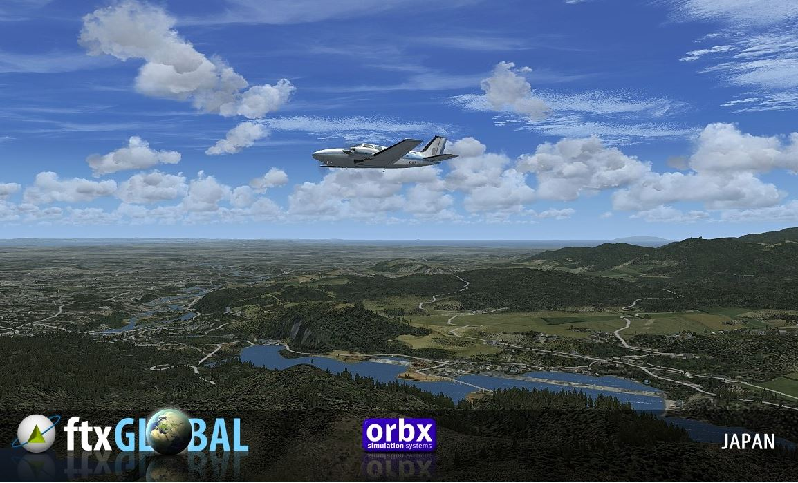 Say goodbye to default FSX textures: Orbx to release FTX